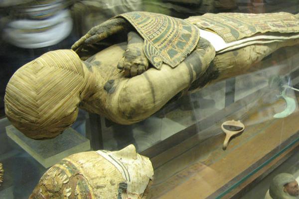 Datiranje egipćanima