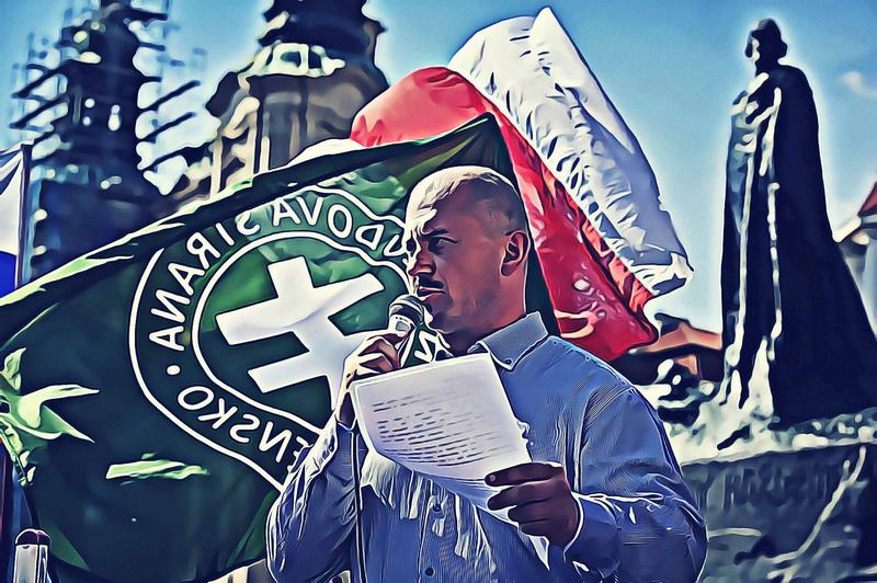 Mogući veliki uspjeh radikalnih slovačkih etno-nacionalista na izborima izazvao histeriju - Tribun